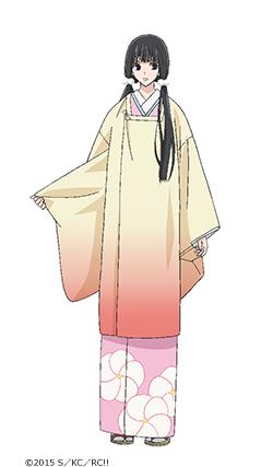 宇佐見薫子(うさみ かおるこ)