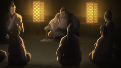 霊剣山 叡智への資格 第6話場面写
