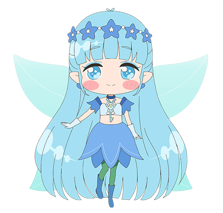 リルリルフェアリル~魔法の鏡~ りん