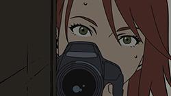 THE REFLECTION 第1話場面写