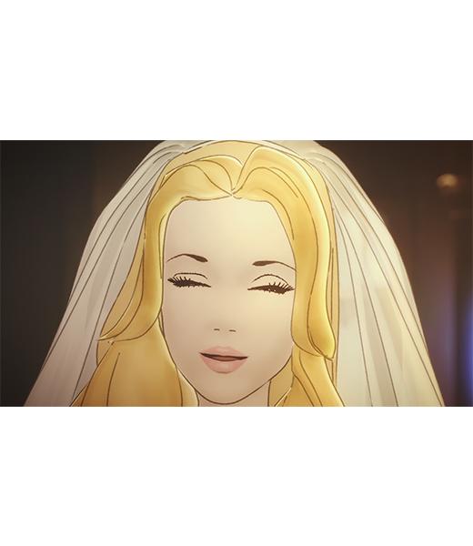 誘拐アンナ キャラクター 花嫁