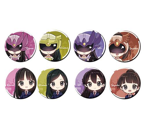 THE REFLECTION グッズ 9th WONDER 缶バッジコレクション