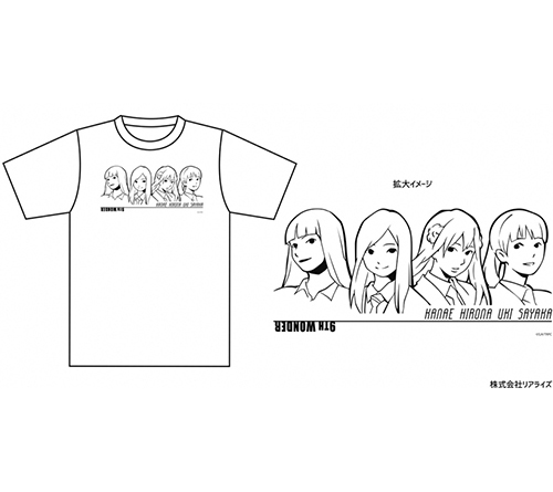 THE REFLECTION グッズ 9th WONDER Tシャツ