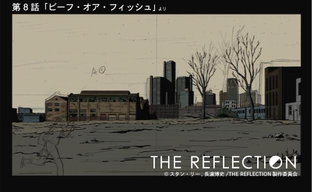 THE REFLECTION スタジオじゃっく河合泰利氏のお仕事