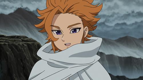 七つの大罪 憤怒の審判 キャラクター紹介:アーサー・ペンドラゴン