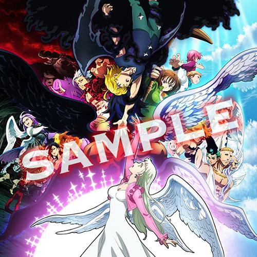 七つの大罪 憤怒の審判 2021年9月15日(水)発売 BOXⅠ キービジュアル第1弾ポスター