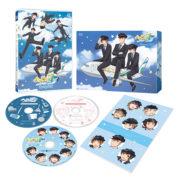 アニメ「ヘタリア World★Stars」 Blu-ray BOX 展開図 【2021年7月28日(水)発売】