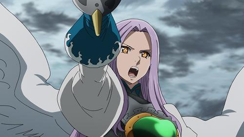 七つの大罪 憤怒の審判 キャラクター紹介:マーガレット